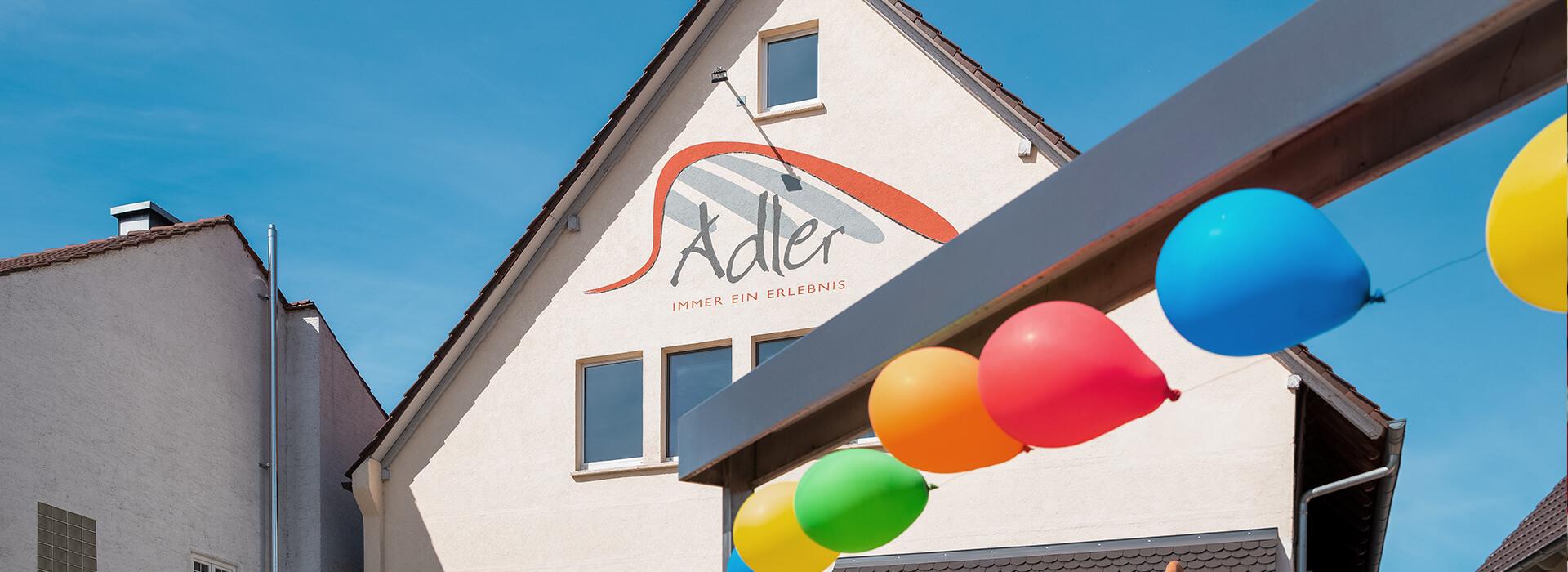 """Neues Mitglied: Restaurant """"Adler"""" in Ottersweier"""